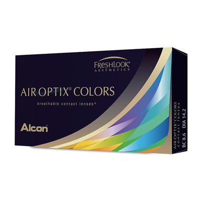 2W エアオプティクス アルコン カラー